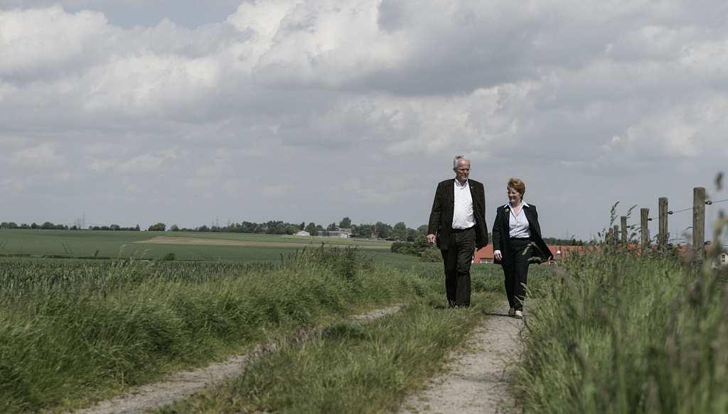 Angelika und Jürgen Rüttgers