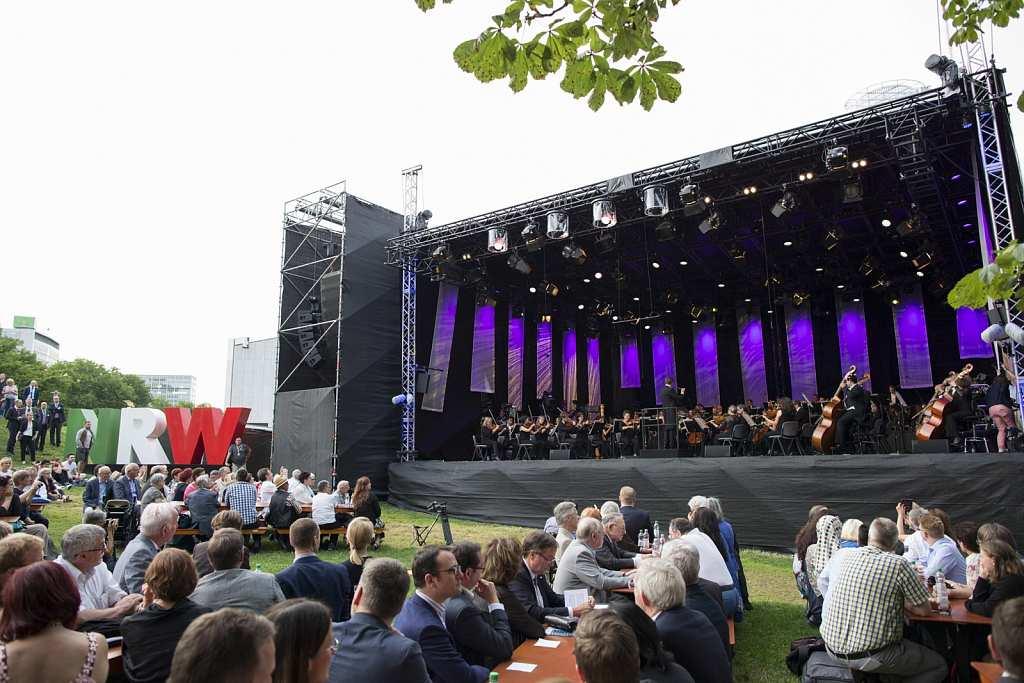 Sommerkonzert der Landesregierung NRW
